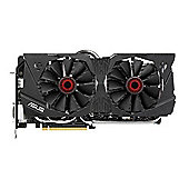 Asus GeForce Nvidia GTX 980 4GB OC Strix Video Card STRIX-GTX980-DC2OC-4