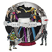 Turtles Movie 2 Technodrome Playset