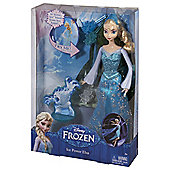 Frozen Ice Magic Elsa Doll