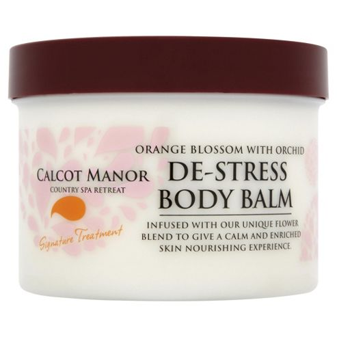 Calcot Manor  The Signature Collection DeStress Body Balm