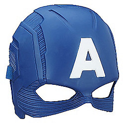 Captain Americ: Civil War Role Play Mask - Captain America
