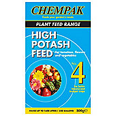 Chempak® High Potash Feed - Formula 4 - 1 x 800g pack