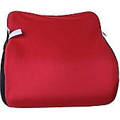 All Ride Universal Childs Car Booster Seat in Red & Black 15-36kg Weight