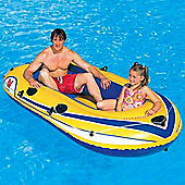 "Bestway Outdoorsman 400 Boat 103"" x 57"""