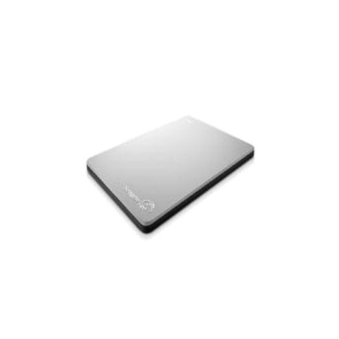 Seagate Slim (500GB) 2.5 inch Portable Hard Drive USB 3.0 for Mac (External) Silver