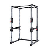 Bodycraft Power Rack System Incl. Lat Pulldown, Low Pulley and Dip Bars