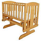 Baby Elegance Glider Crib (Natural)