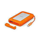 LaCie Rugged (500GB) Solid State Drive Thunderbolt and USB 3.0