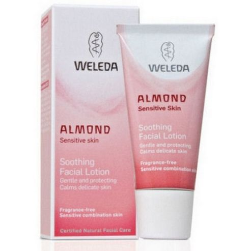Almond Soothing Facial Lotion (30ml Cream)