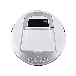ElectriQ eIQ-RBV10 Robotic Vacuum Cleaner Anti Allergy HEPA great for Carpet and Hard Floors with stairs sensor