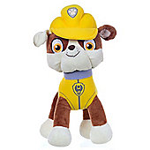 Paw Patrol 'Rubble' 27cm Plush Soft Toys