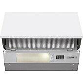 Neff D2615X0GB Integrated Hood Silver