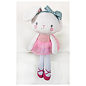 Bizzi Growin Twinkletoes Ballerina Soft Toy