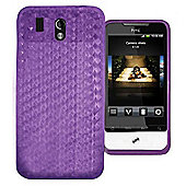 ProGel Skin Case - HTC Legend - Purple