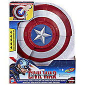 Marvel Captain America Civil War Blaster Reveal Shield
