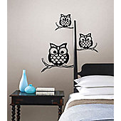 Owl Decals, Give a Hoot