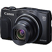 Canon PowerShot SX710 HS 20.3 MP Compact Digital Camera Black