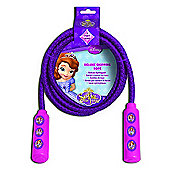 Disney Sofia the First Deluxe Skipping Rope