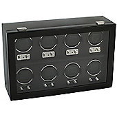 Wolf Designs Watch Winder with Cover - 33 cm H x 50.4 cm W x 16.5 cm D