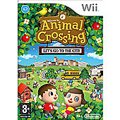 Animal Crossing - Let'S Go To The City And Wii Speak