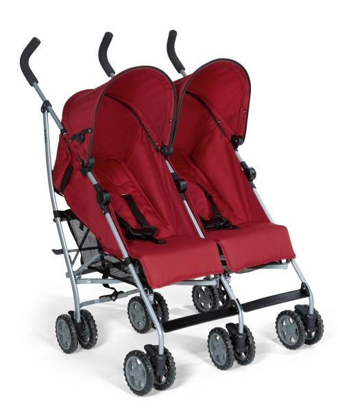 Mamas & Papas - Kato Twin - Chilli Red