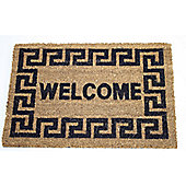 Dandy Welcome Message Doormat - 60cm x 40cm