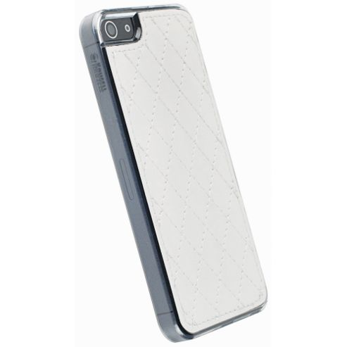 Krusell Avenyn UnderCover Clip-On Case for iPhone 5 - White