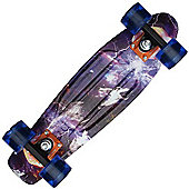 Penny Australia Complete 22inch Graphic Series 2014 Plastic Skateboard - Space