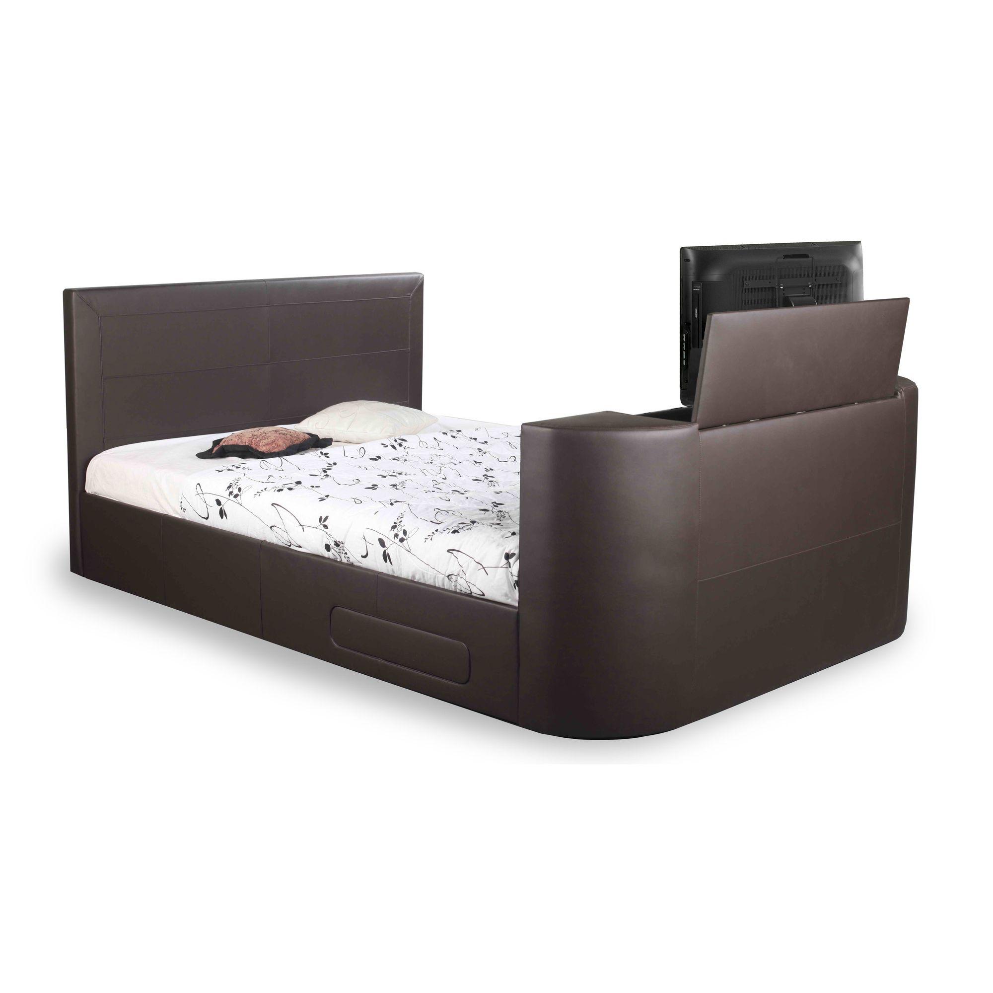 Altruna Sophia TV Bed - Super King at Tescos Direct