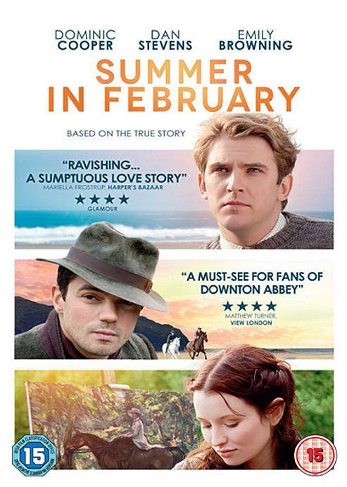 Summer In February (DVD)