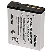 Hama DP 398 Li Ion Battery for Casio NP 130.