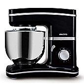 ElectriQ 5.2 Litre Kitchen Stand Mixer Black 1500W