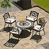 Suntime Coronado Firebowl Entertaining Set
