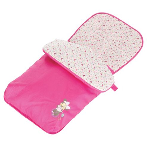 Obaby Footmuff Minnie Pink