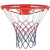 Tunturi 45cm Basketball Hoop with Bracket and Net