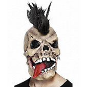 Punk Skull Rocker Mask