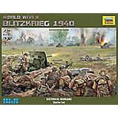 Zvezda - Blitzkrieg 1940 - 6192