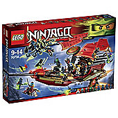 LEGO Ninjago Flight of Destinys 70738