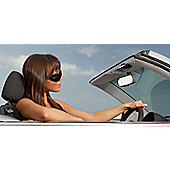 Supertooth Visor One Bluetooth Handsfree Car Kit - Black