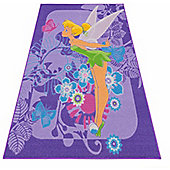 Disney Fairies Rug - Tink Tropical