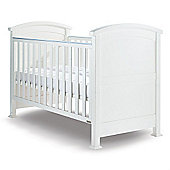 Izziwotnot Tranquility Cot Bed - White