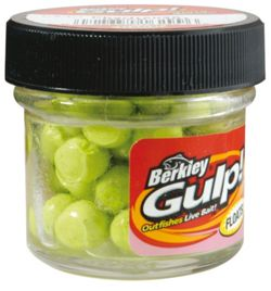 Berkley Gulp Salmon Eggs - Chartreuse