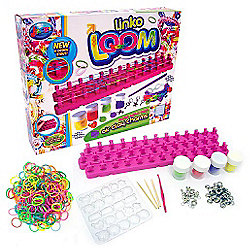 Jacks Linko Loom and Make Your Own Air Clay Charms