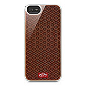 Vans Signature 2D Waffle Pattern Snap Case for iPhone 5 Original