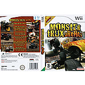 Monster Trux Arenas - NintendoWii