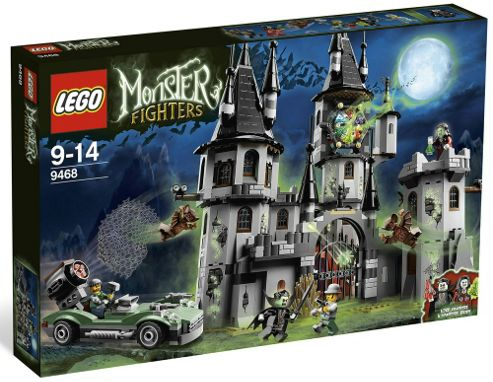 LEGO Monster Fighters Vampyre Castle 9468