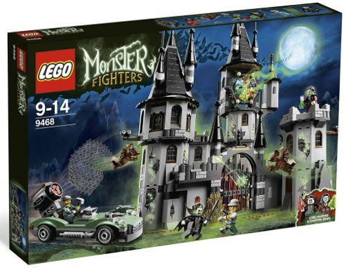 LEGO Monster Fighters Vampyre Castle 9468