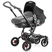 Jane Epic Matrix Light 2 Travel System (Black)
