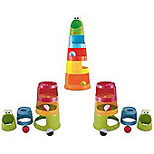 Early Learning Centre Stack And Drop Froggie