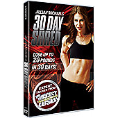 Jillian Michaels - 30 Day Shred (Fitness DVD)